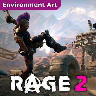 Rage 2 Terrain Textures