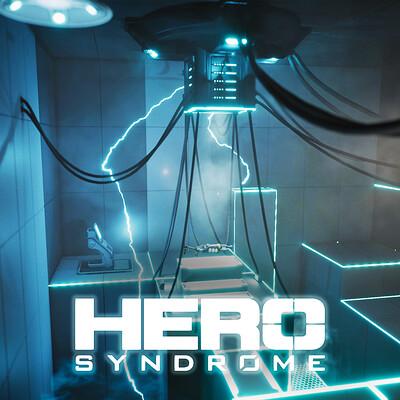 Hero Syndrome - Lighting Art