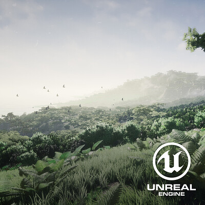 In My Mind - Unreal Engine 4