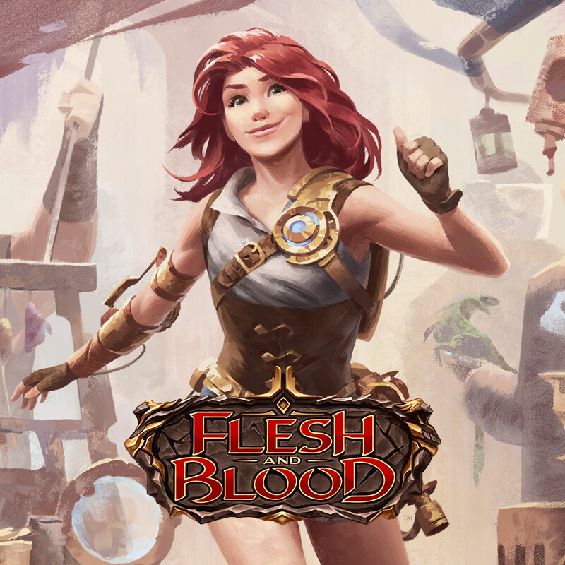 Young Dash (Flesh and Blood TCG)