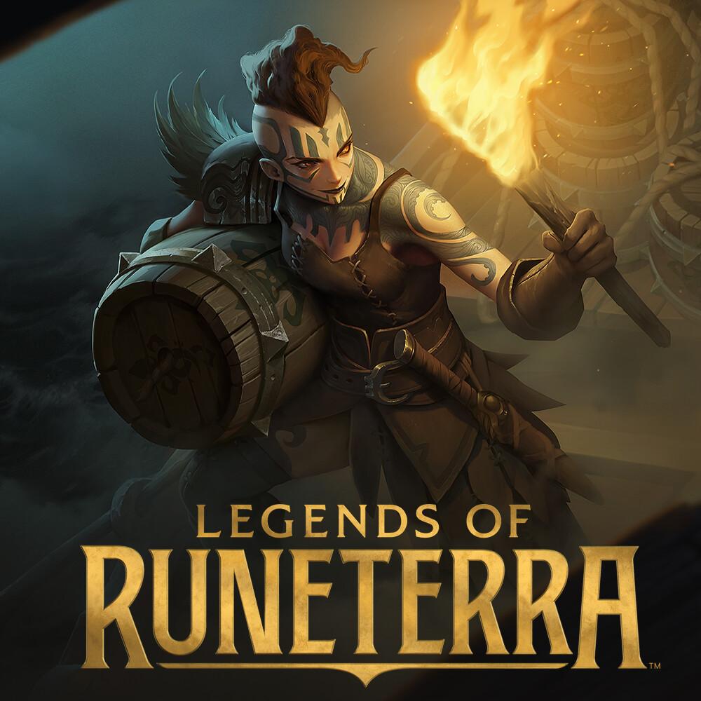 Dreadway Deckhand - Legends of Runeterra