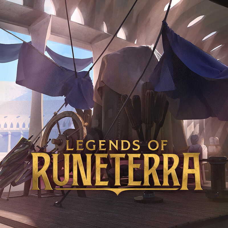 Tales of Runeterra: Demacia