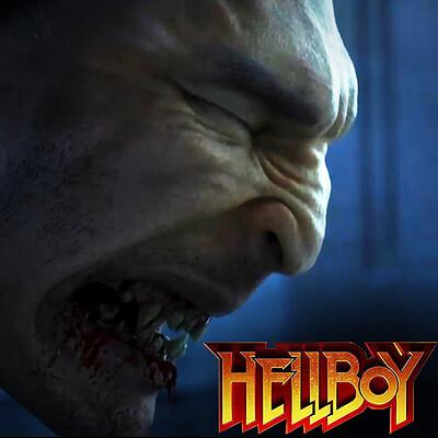 Hellboy - Werejaguar transformation
