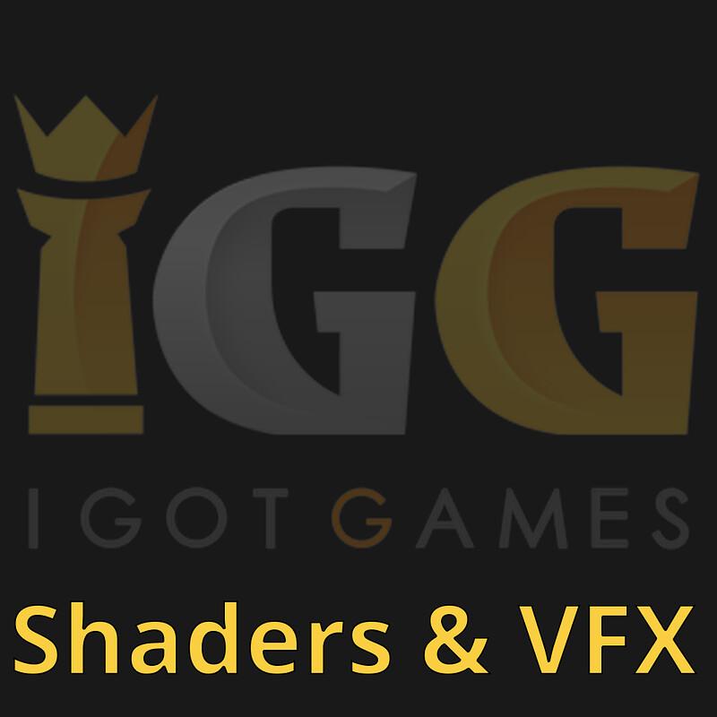 IGG Shaders VFX