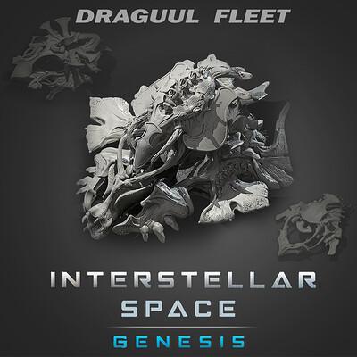 Igor puskaric igor puskaric draguul fleet complete artstation thumbnail