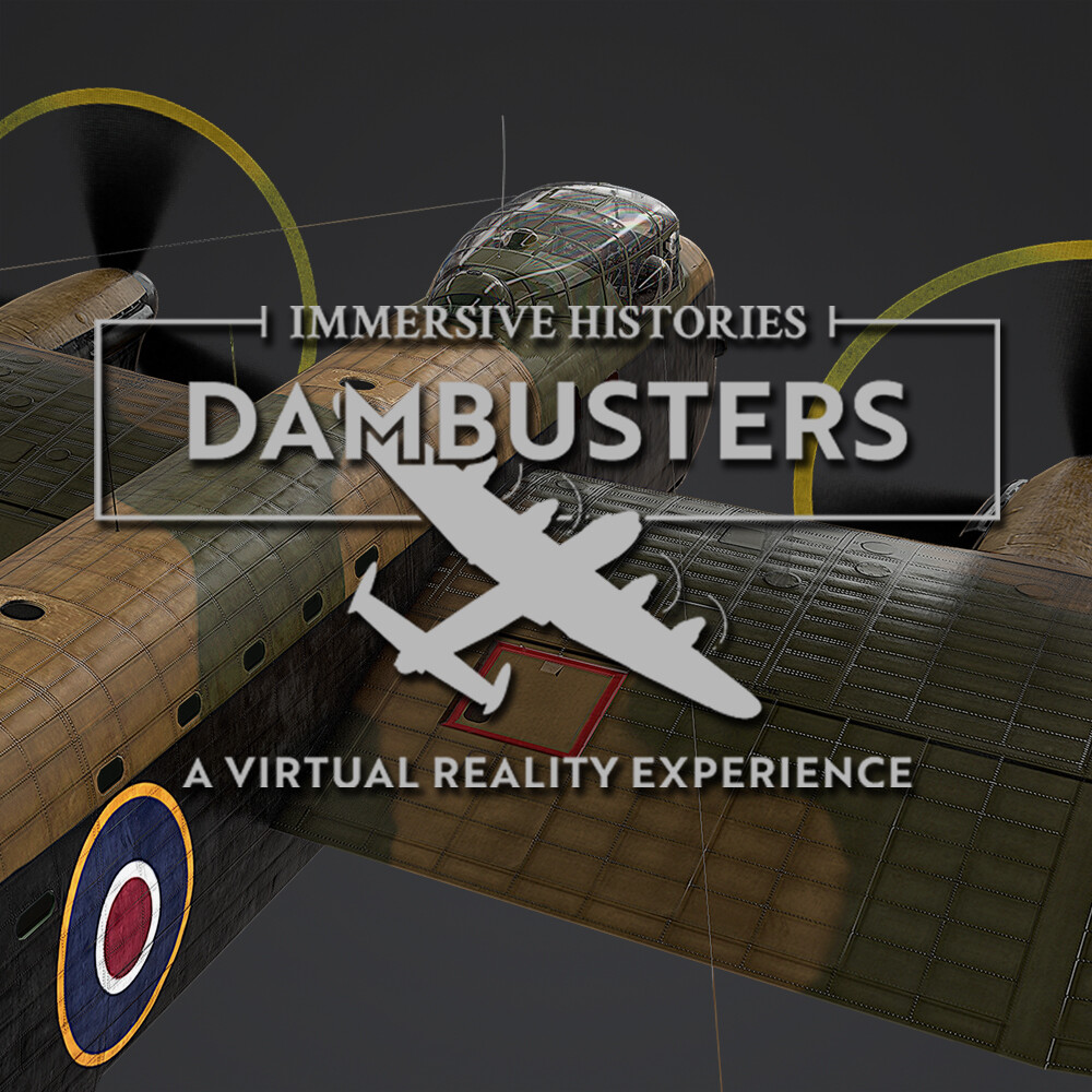 Immersive Histories: Dambusters - Assets