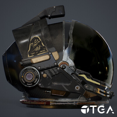 Alien Covenant - Space helmet
