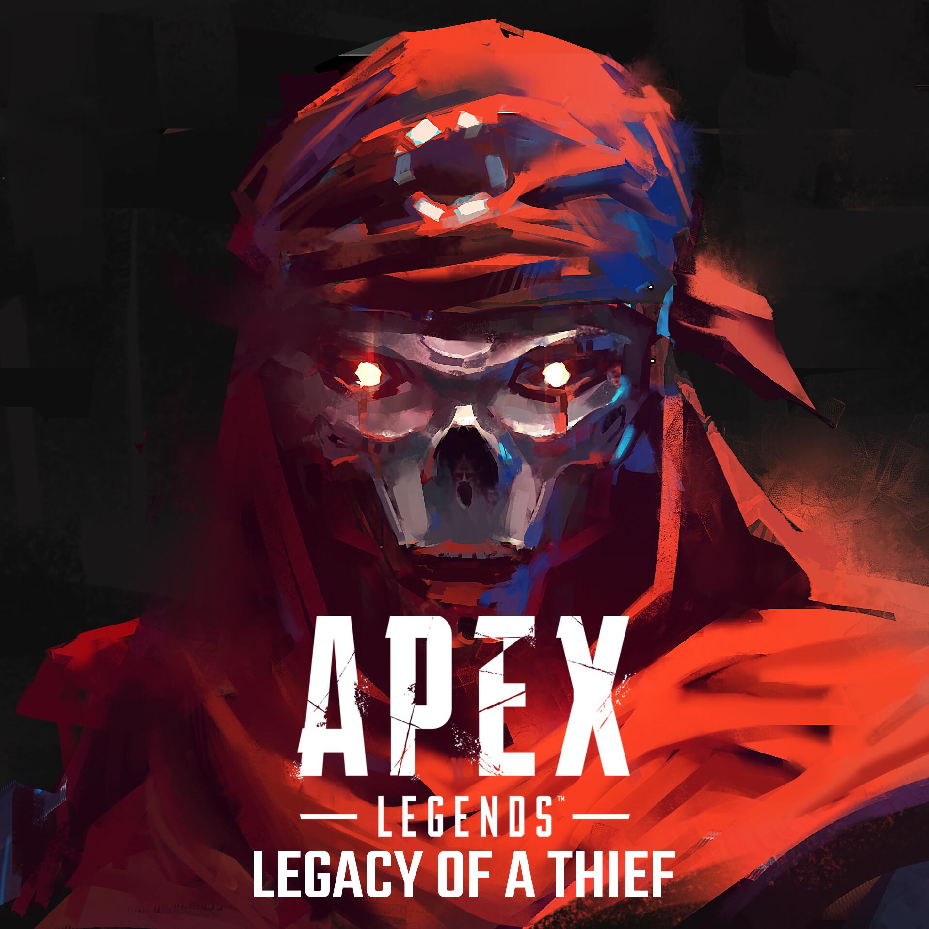 "Apex Legends | ""Legacy of a Thief"""