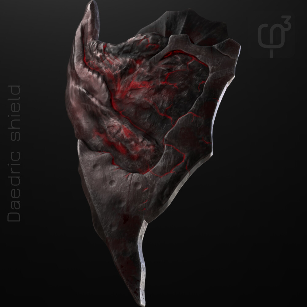 Daedric shield