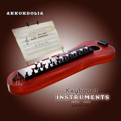 Michael klee akkordolia keyboard instruments 1900 1930 by michael klee