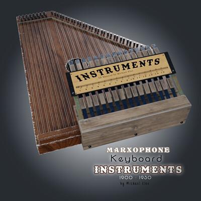 Michael klee marxophone keyboard instruments 1900 1930 by michael klee