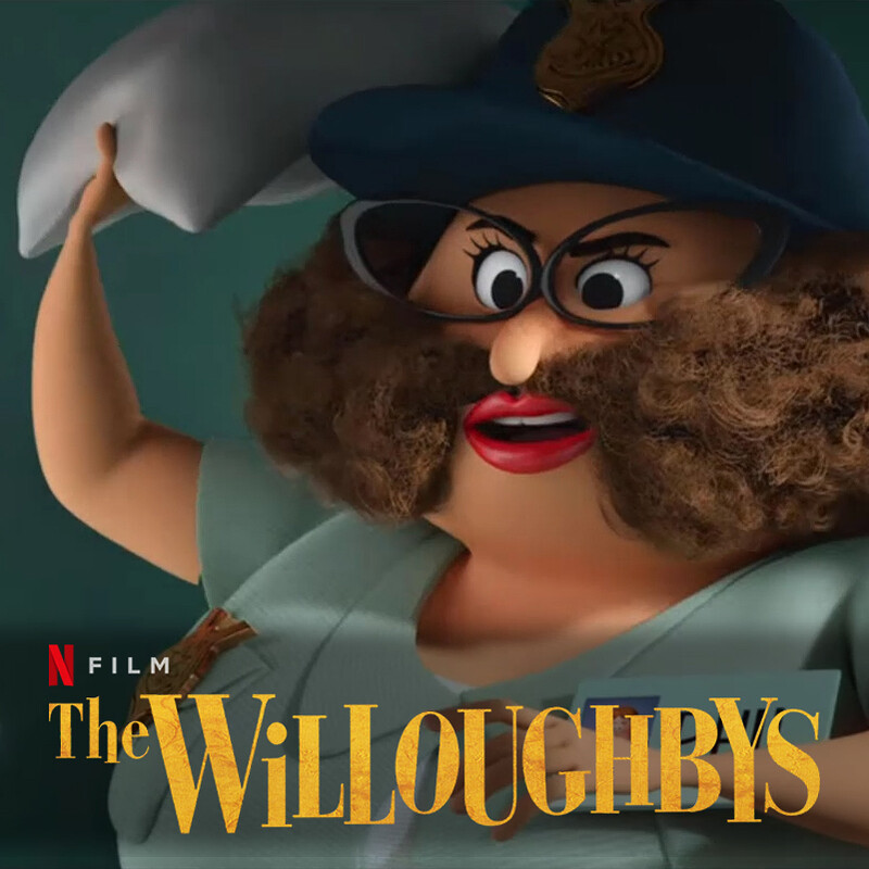 Nanny Phil + Variations : The Willoughbys