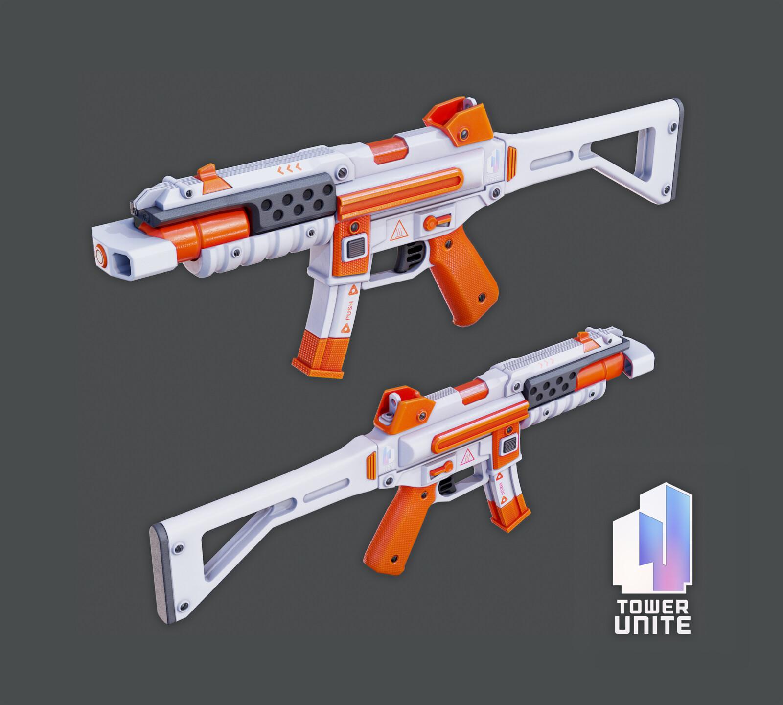 Arcade Gun