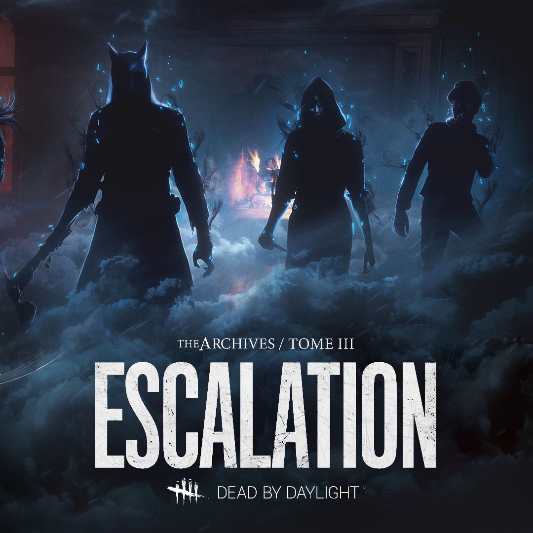 Dead by Daylight - The Archives - ESCALATION