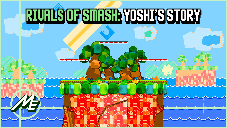 Rivals of Smash: YOSHI'S STORY