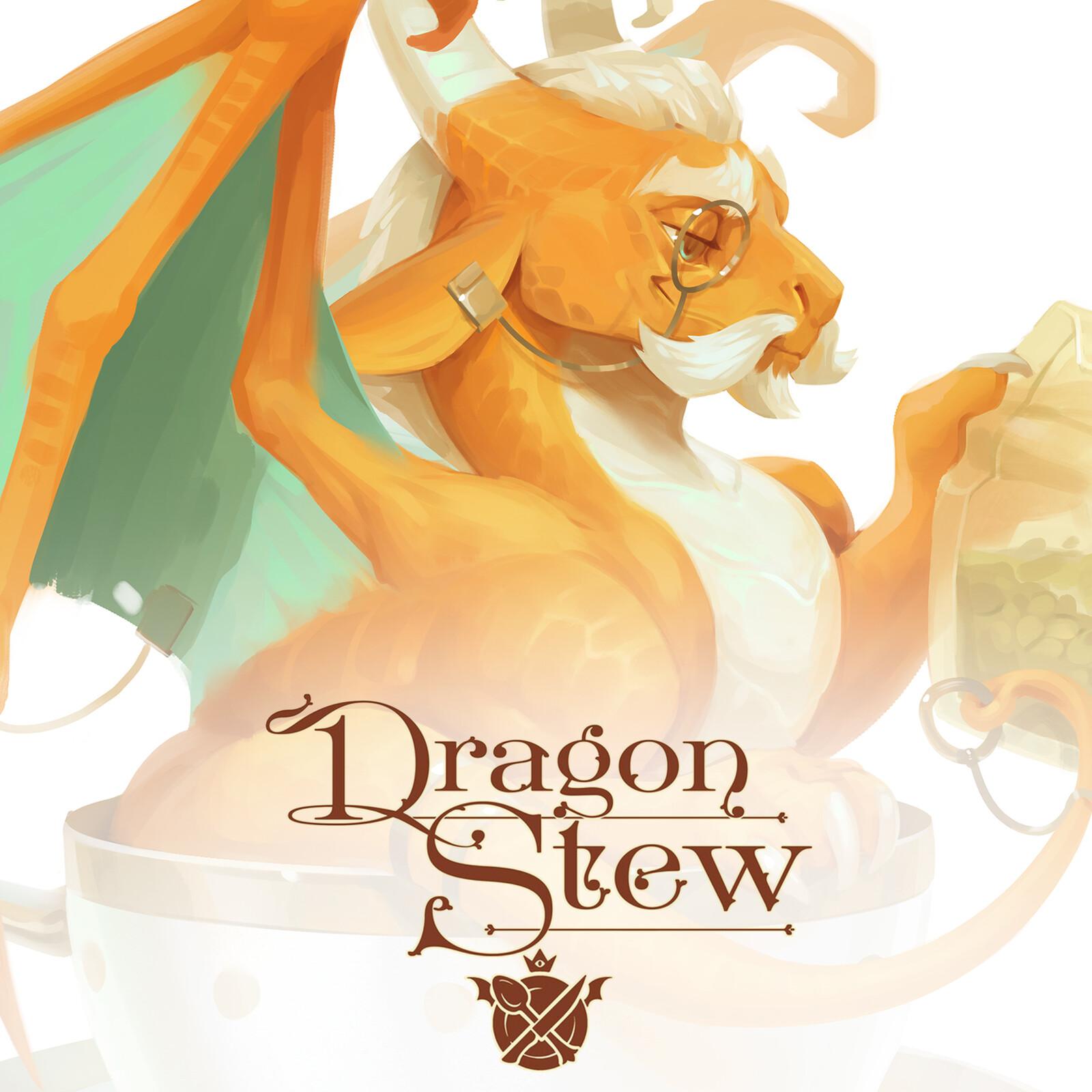 Dragon Stew - Teacup Dragon
