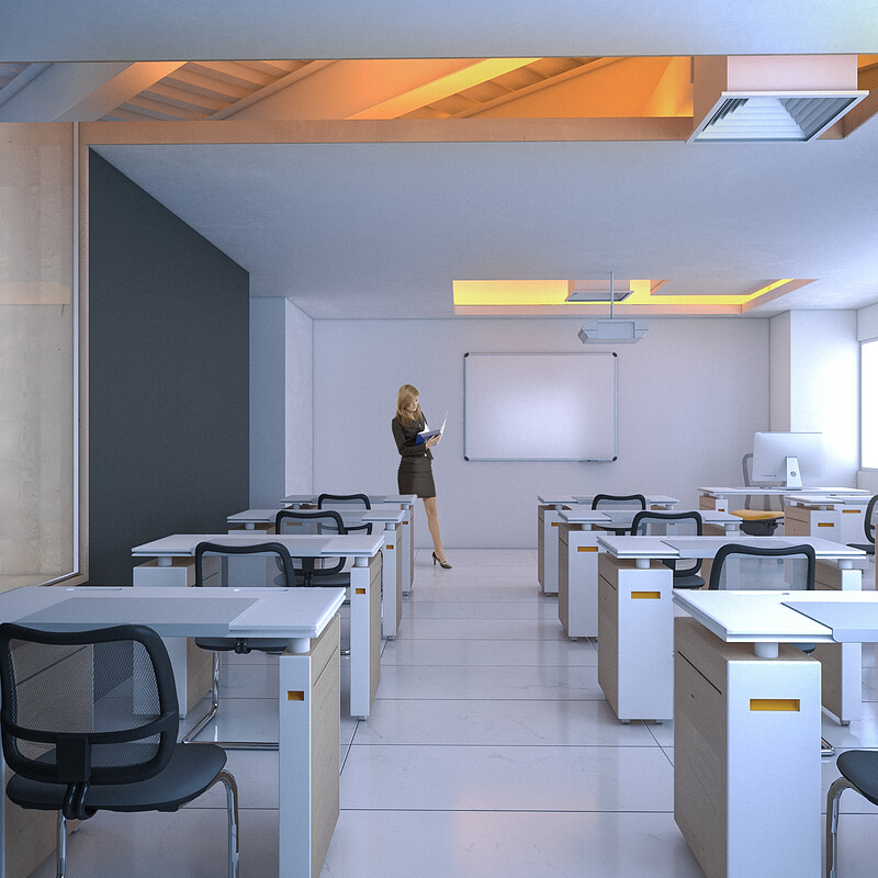 Sadaf  project- interior