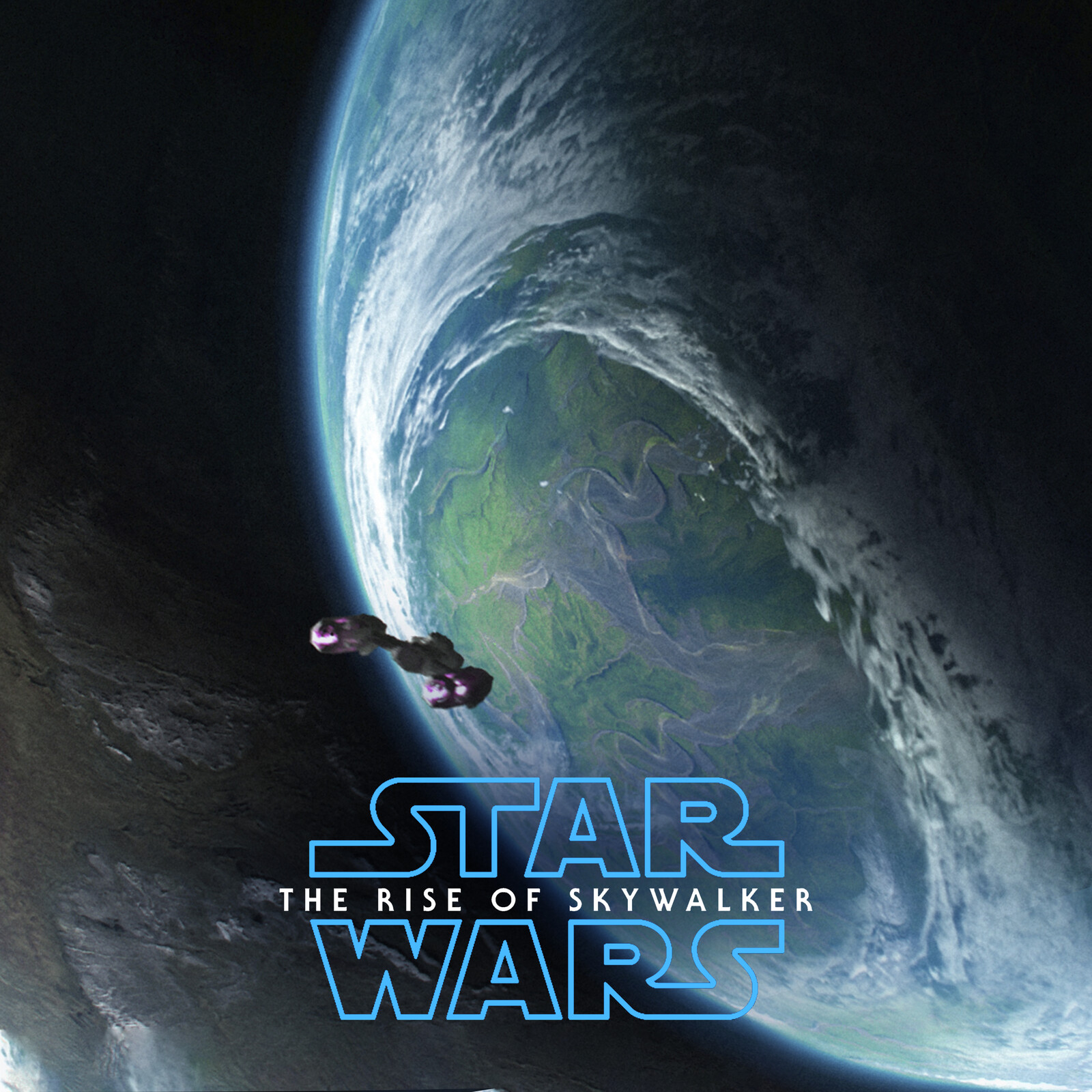 STAR WARS Episode IX / Ajan Kloss