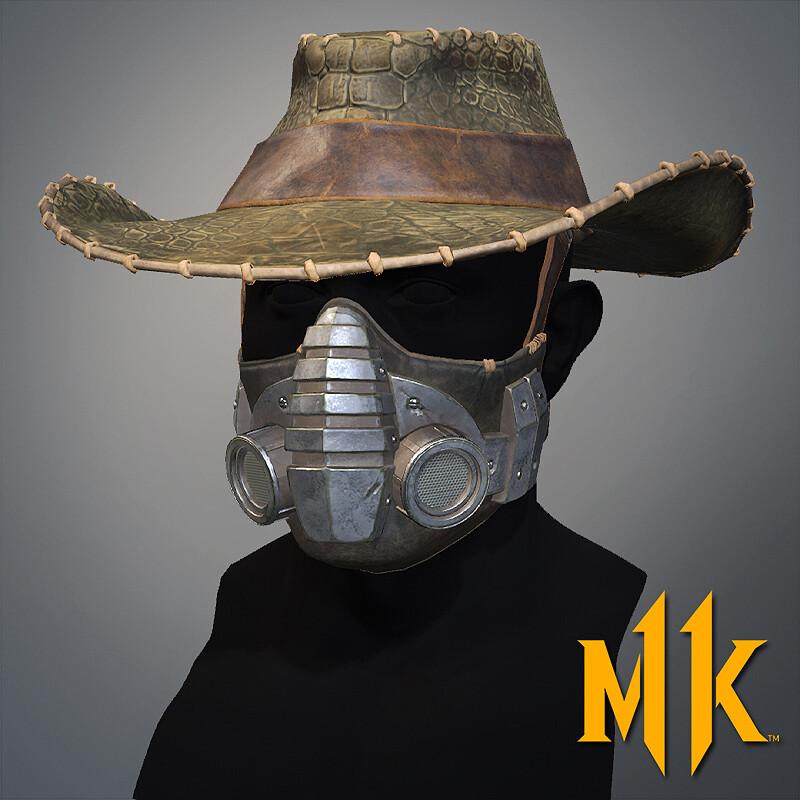 Erron Black Hats (Mortal Kombat 11 Gears)