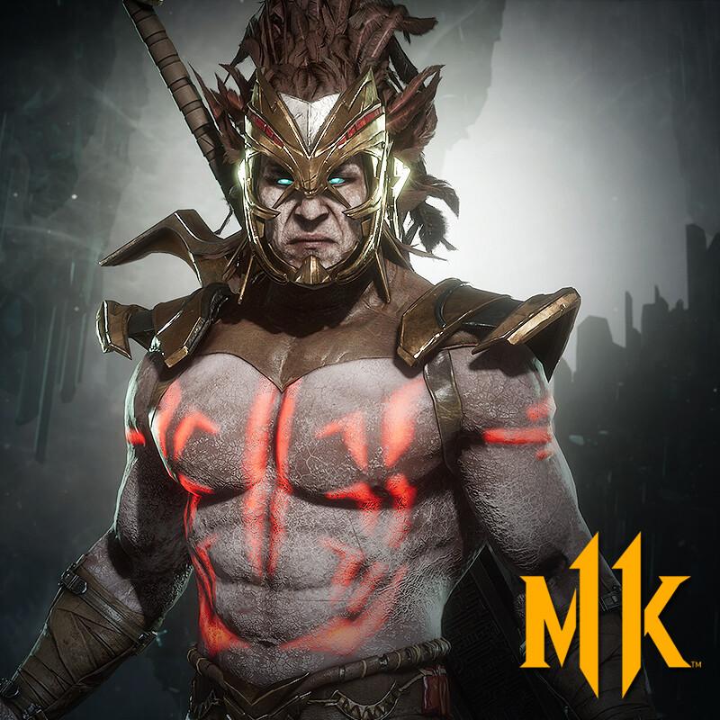 Kotal Kahn Present (Mortal Kombat 11)