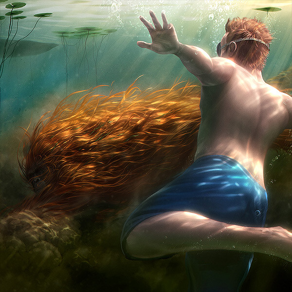 Sea Squatch