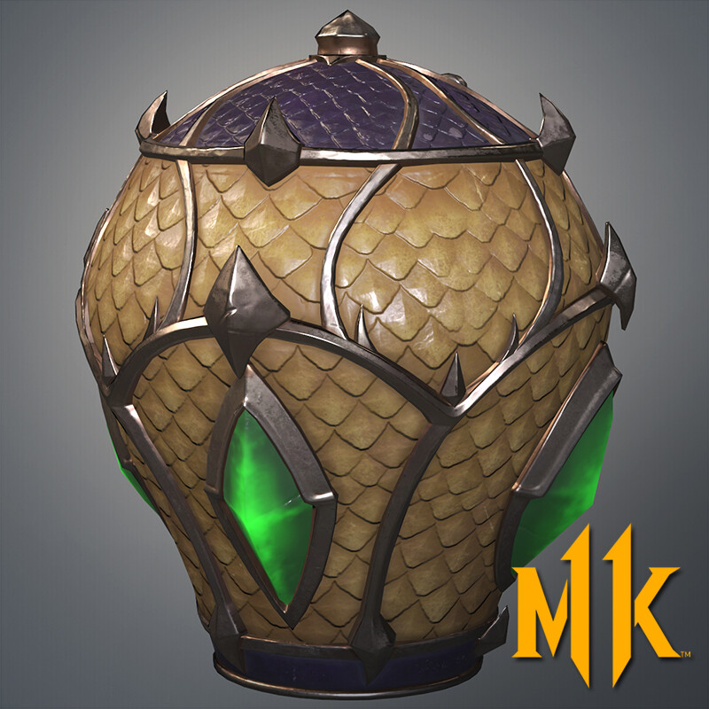 Mortal Kombat 11 Gears