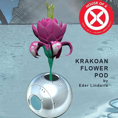 Eder lindorfe eder lindorfe krakoan flower crop
