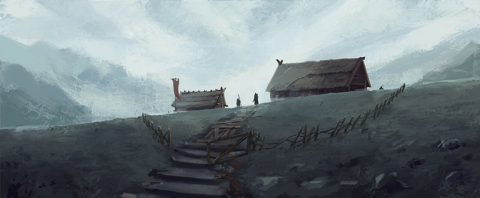 Neighbours - Viking Rivalry (Keyframe)
