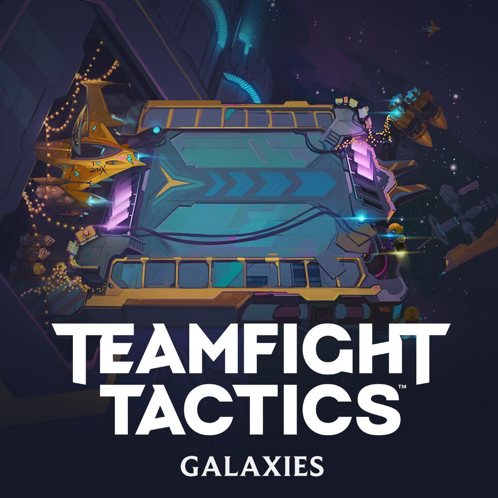 Teamfight Tactics - Galaxy - Odyssey Arenas