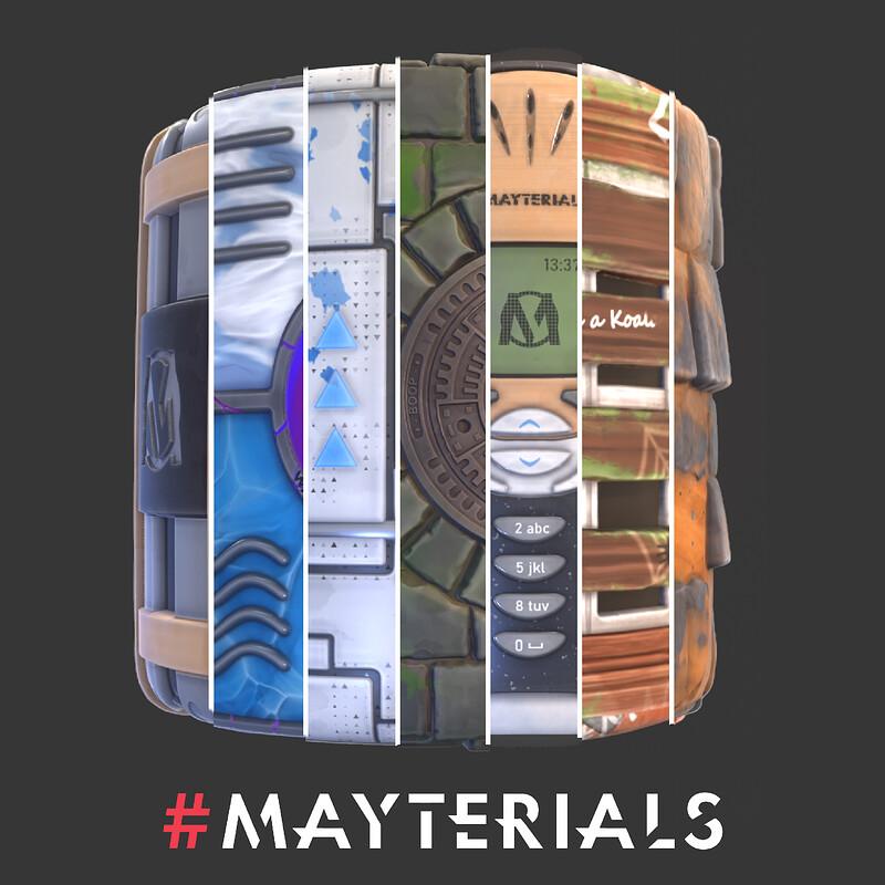 MayTerials 2020 - Week 4
