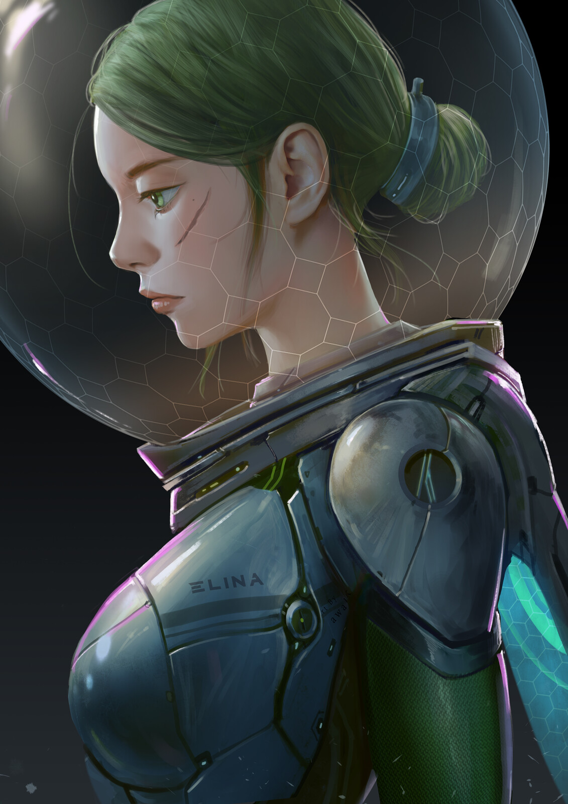 Fantasy Character #4