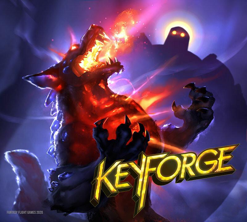 Keyforge: Mass Mutation 2