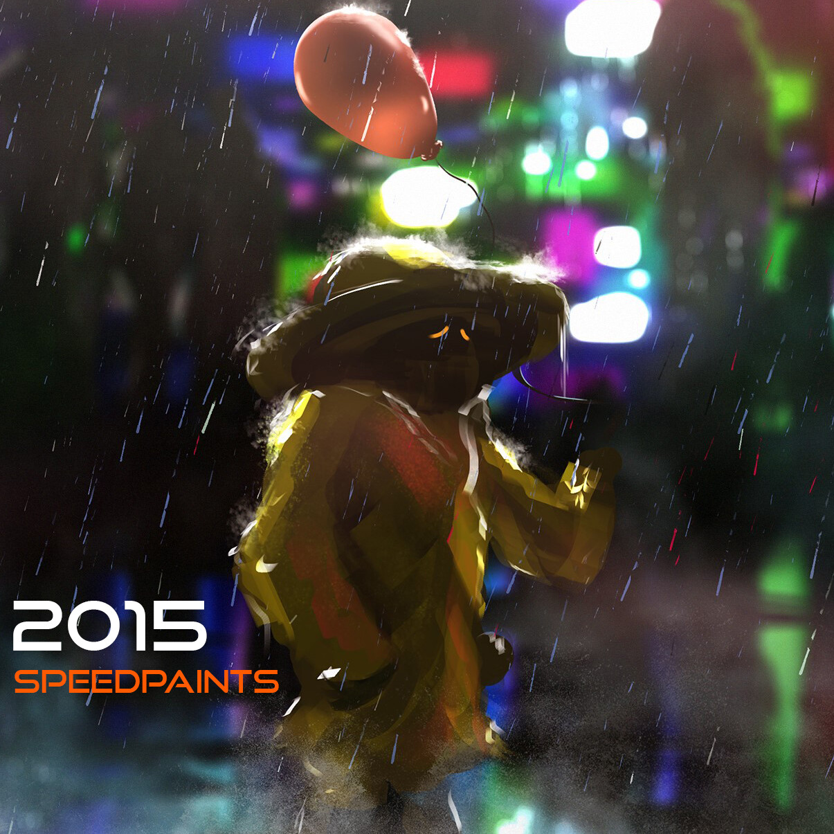 2015 - Speedpaints