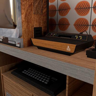 Ix 3d ix 3d console atari 03