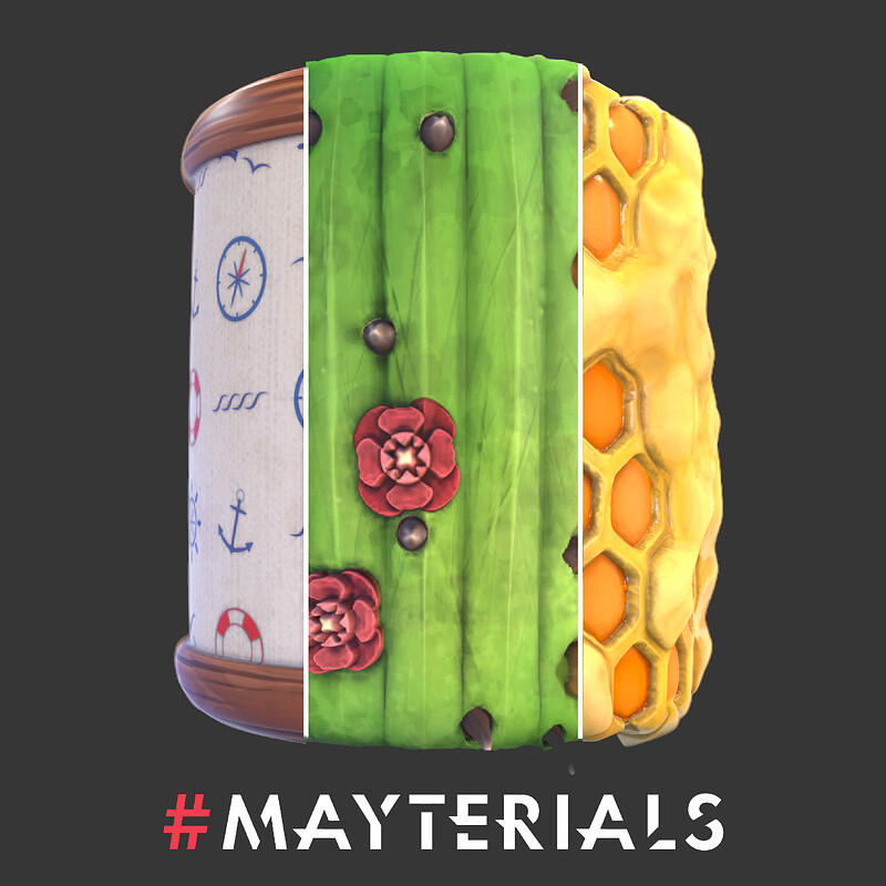 MayTerials 2020 - Week 5