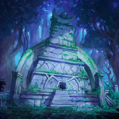 Jorge jacinto jorge jacinto fantasy forest