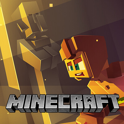 AsperiaMC - Minecraft Server Promotional Banner