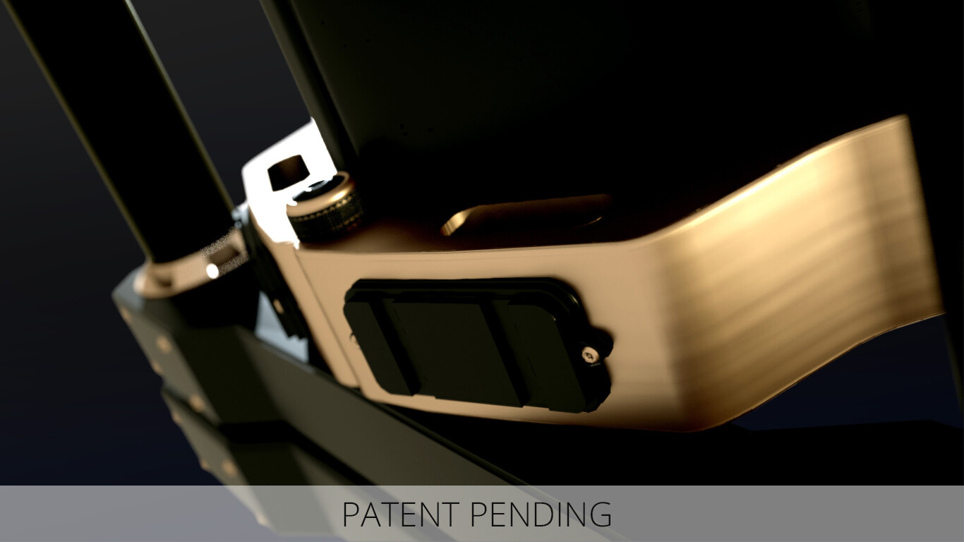Patent Pending Product Animation