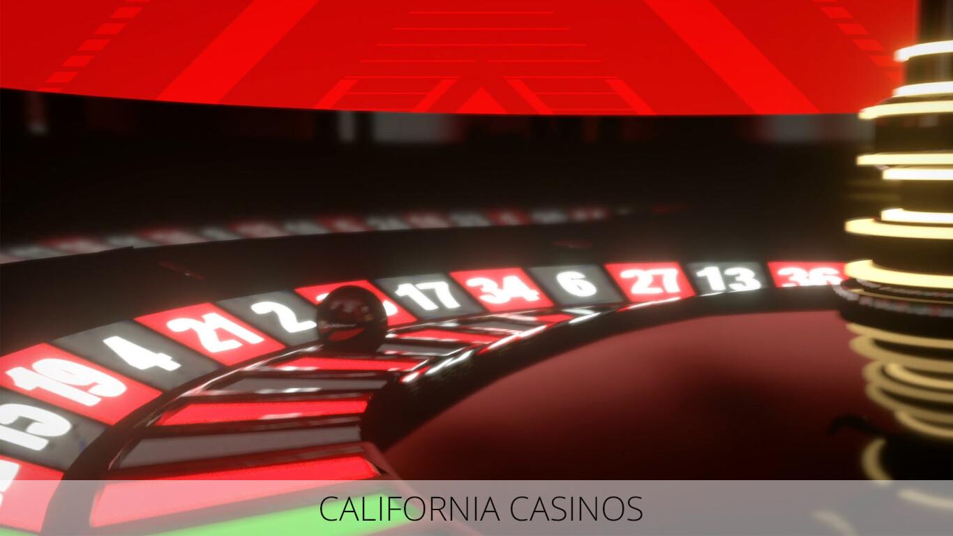 California Casinos - Motion Graphics