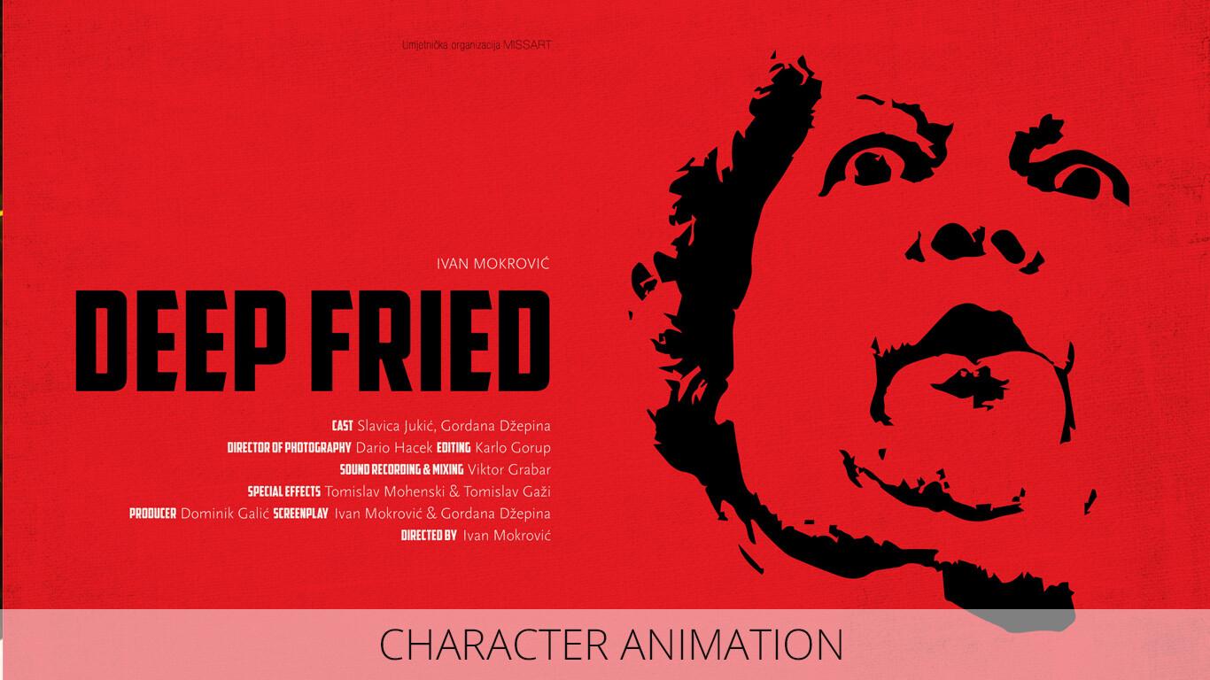 "VFX Breakdown - ""Deep Fried"""