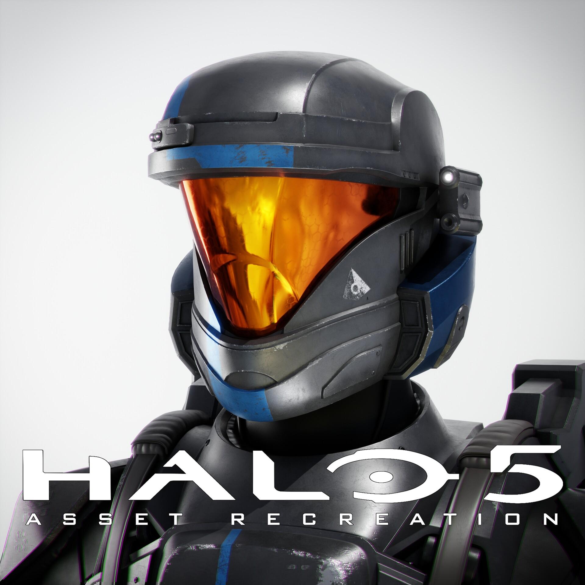 odst halo nightfall armor