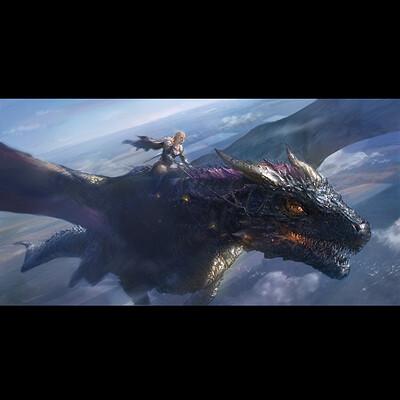 Nemo art nemo art dong jianhua dragon v023k