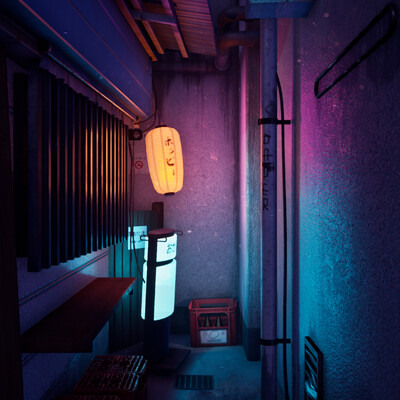 Lonely Lantern