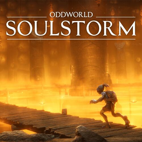 Oddworld: Soulstorm cinematic shots