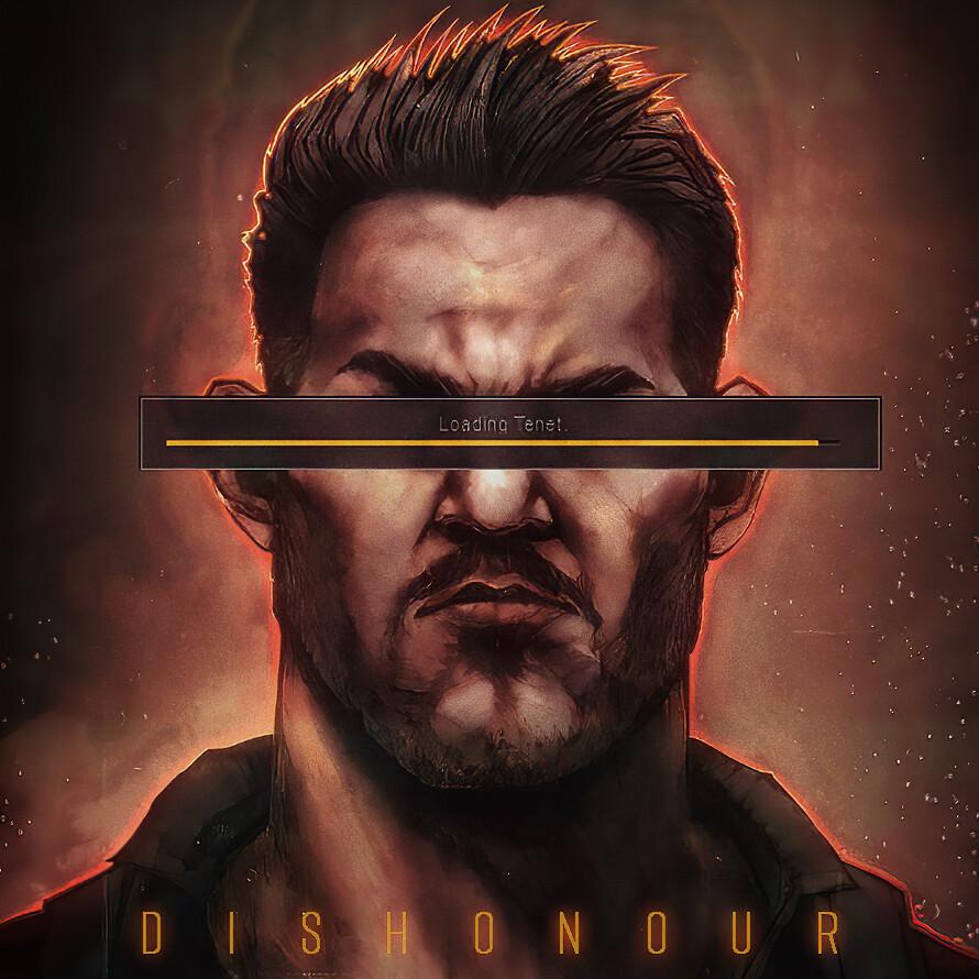 ※ Dishonour ※