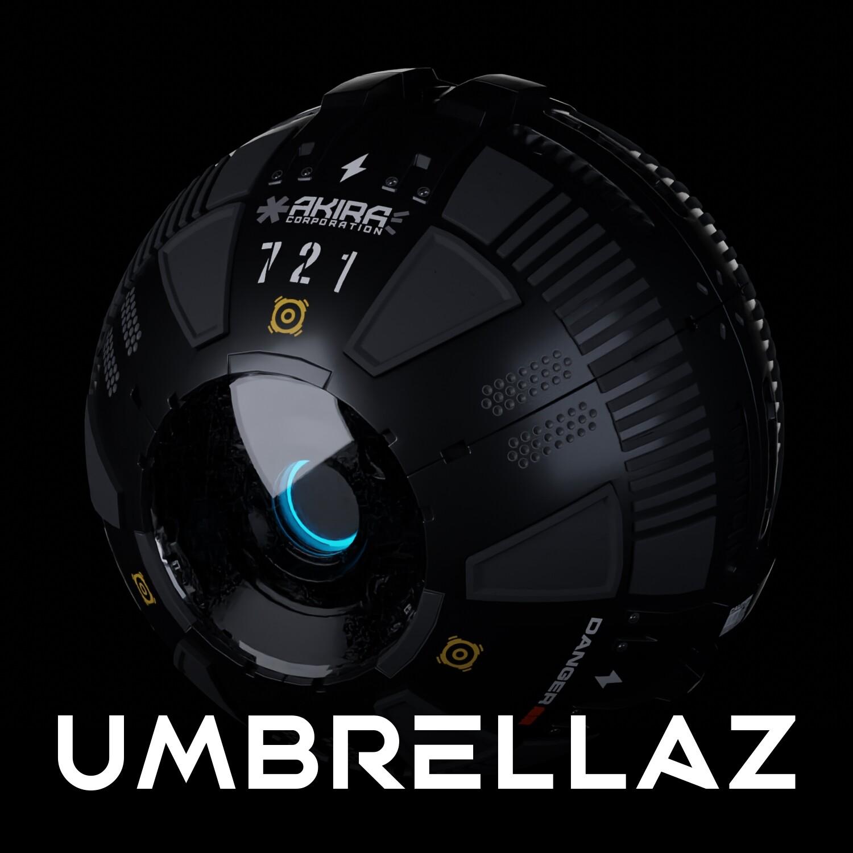 UMBRELLAz - Slingshot Ammo