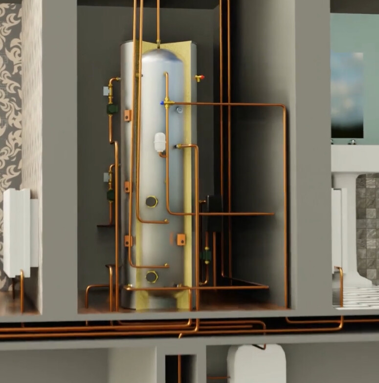 Hot Water System Product Demonstration Video