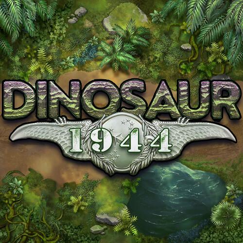Dinosaur 1944 Map TIles