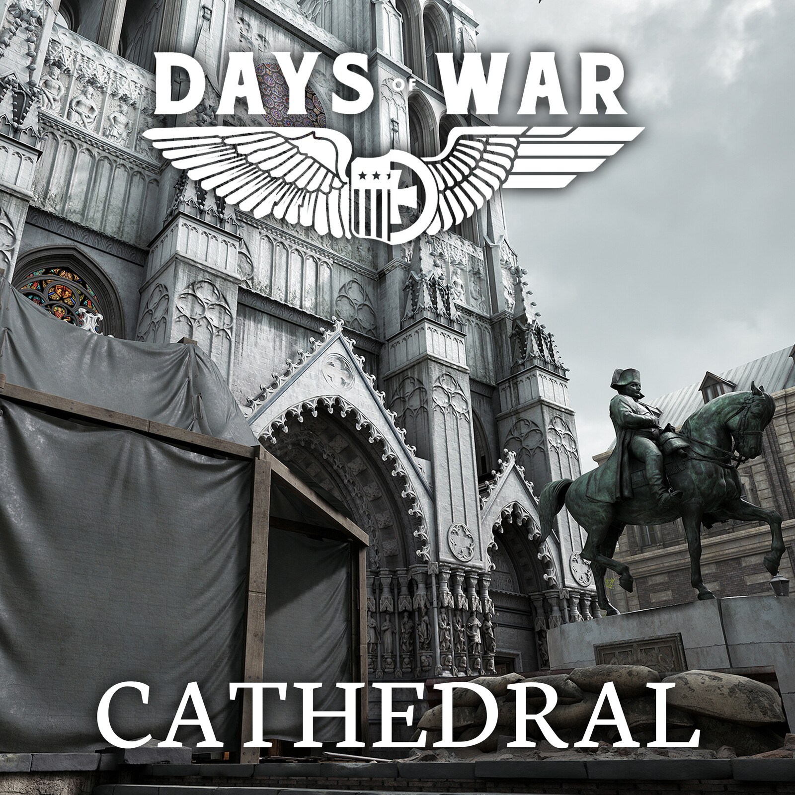 Days of War - Cathedral