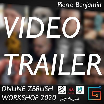Pierre benjamin pierre benjamin banner workshop 2020 artstaion